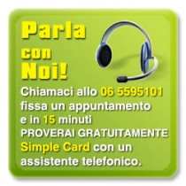 Come usare Simple Card