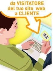 Da Visitatore a Cliente con il Link Autoiscrizione Migliorato