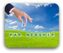 Partnership Simple Card