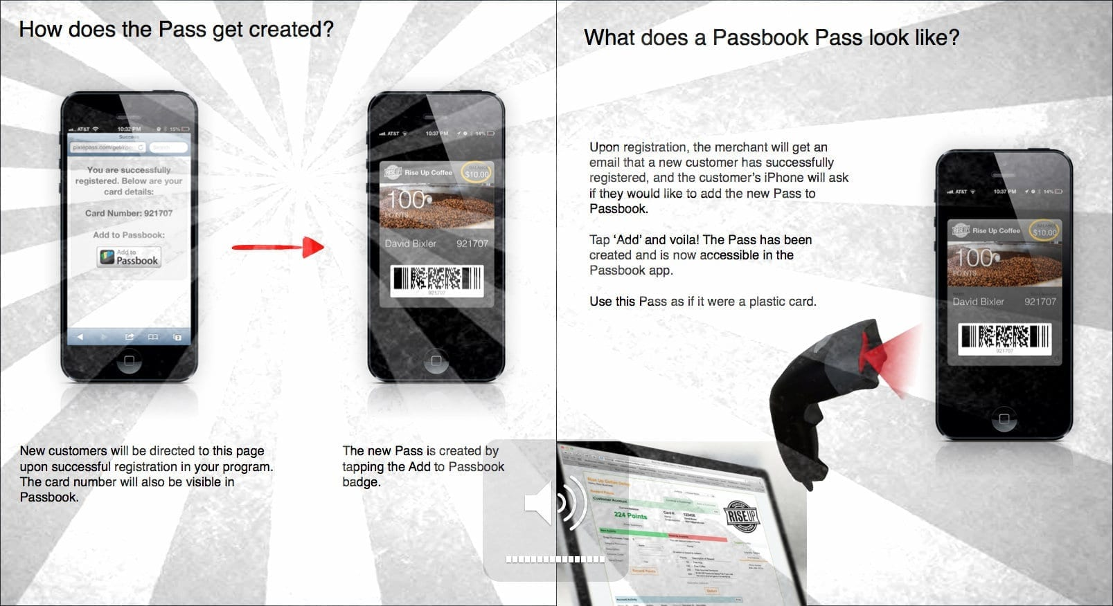Passbook è compatibile con Simple Card