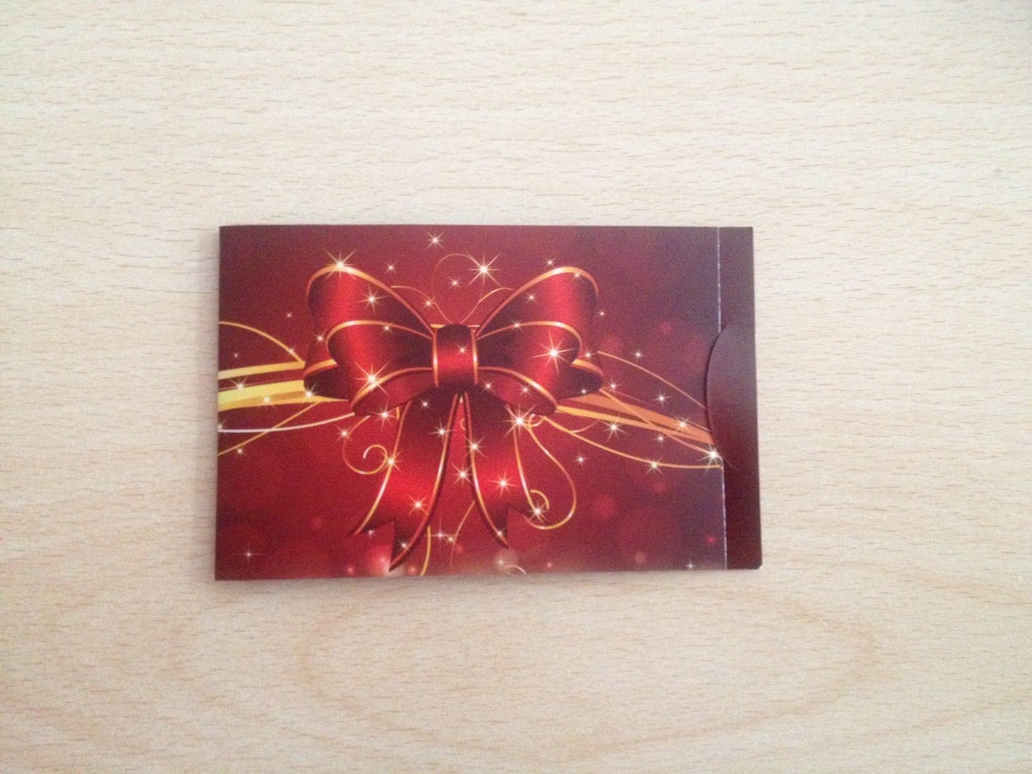 Come usare le Gift Card