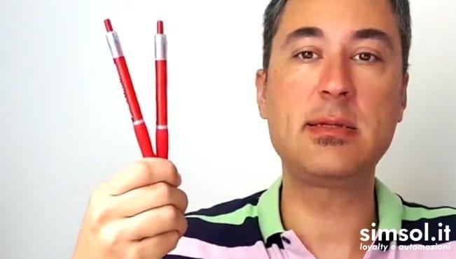 Che differenza c'è tra queste due penne?