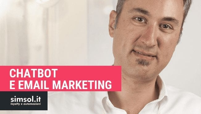 Chatbot e Email Marketing