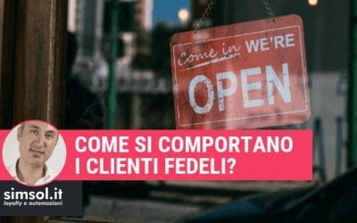 Come si comportano i clienti fedeli?