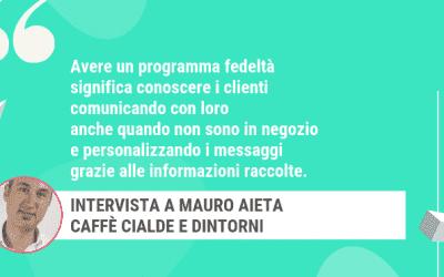 Intervista a Mauro Aieta – Caffè Cialde e Dintorni